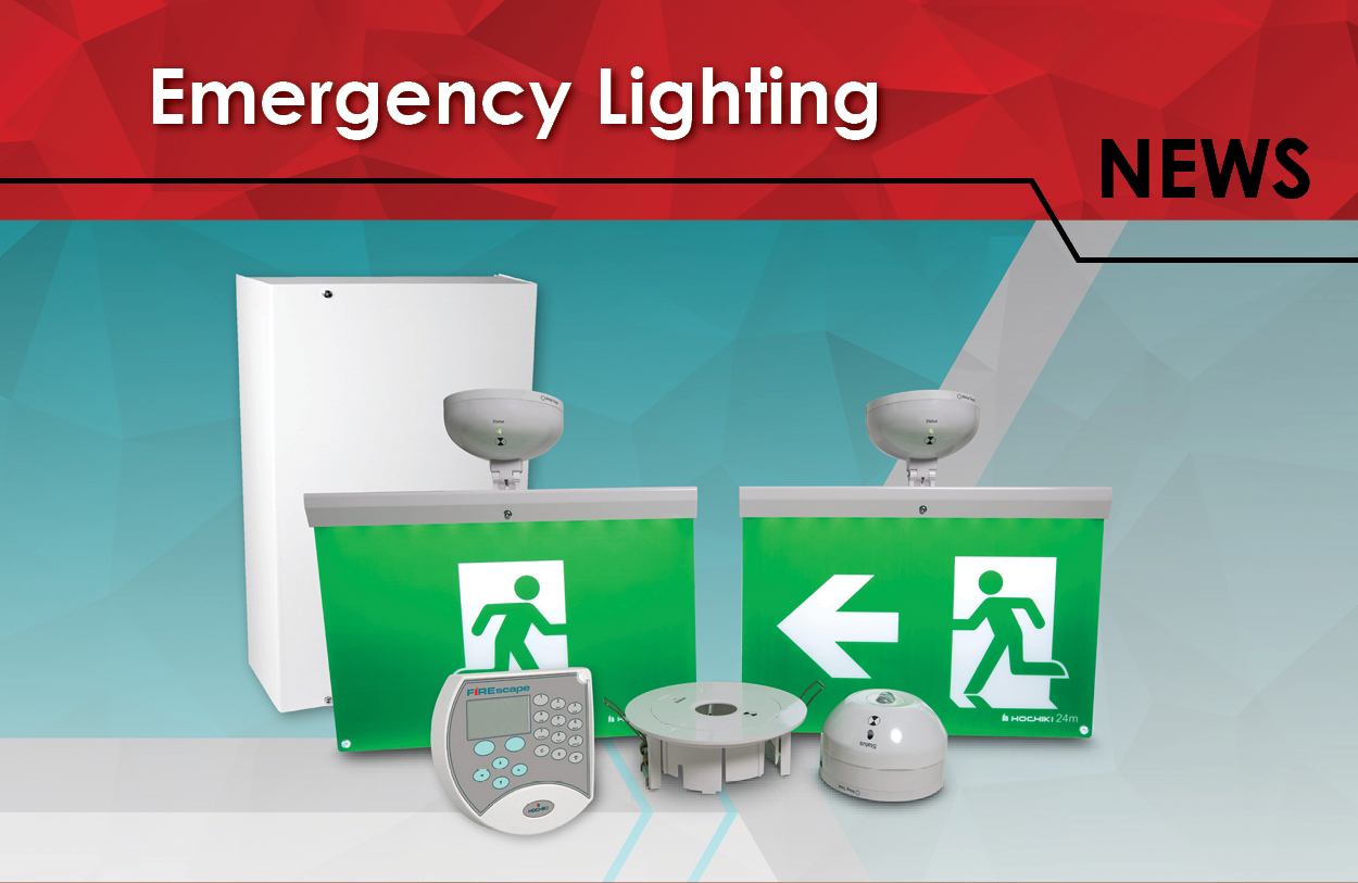 Extra Low Voltage Exit Emergency Lighting Now Available