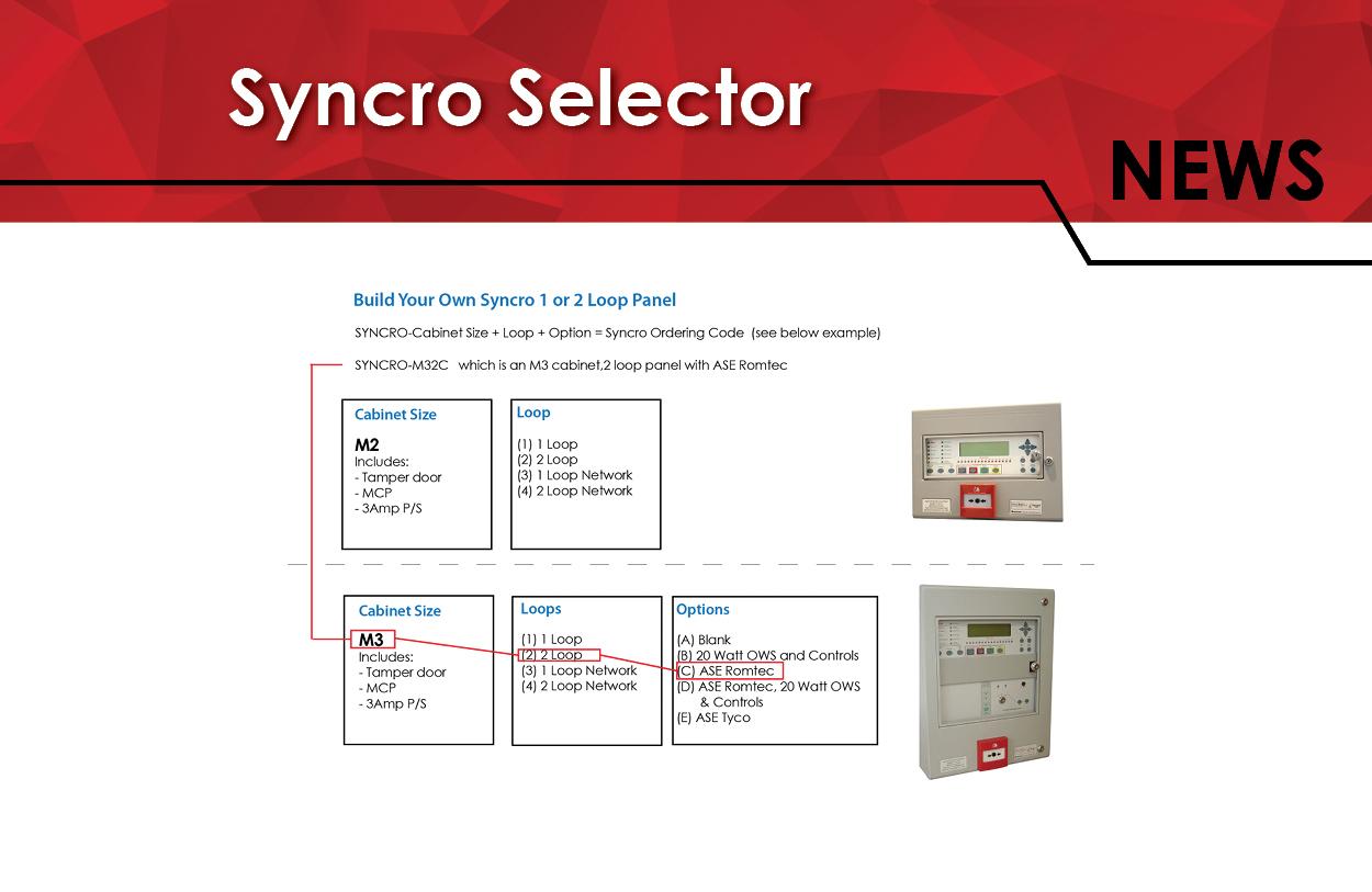 New Syncro Panel Selector Chart